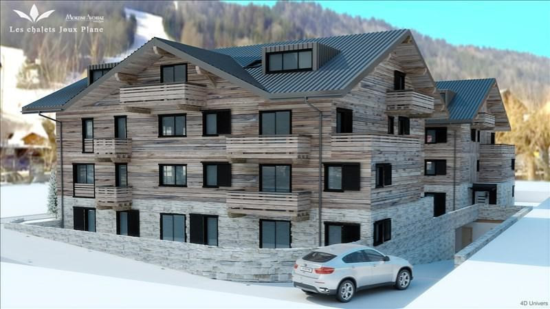 Deluxe sale apartment Morzine 1020000€ - Picture 2