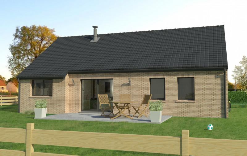 Maison  5 pièces + Terrain 900 m² Thumeries par MAISON FAMILIALE - Lille