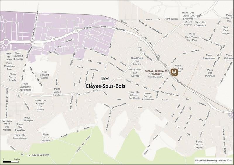 Location Local d'activités / Entrepôt Les Clayes-sous-Bois 0