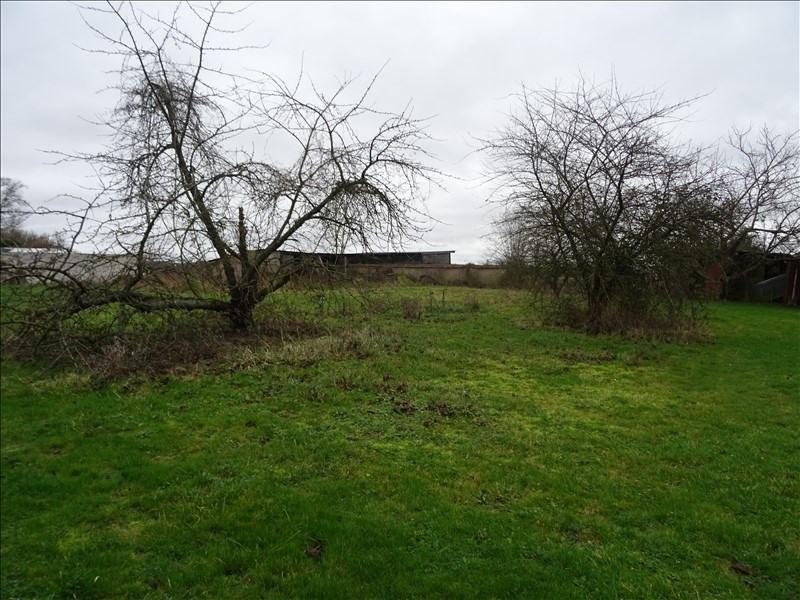 Revenda terreno Longnes 117000€ - Fotografia 1