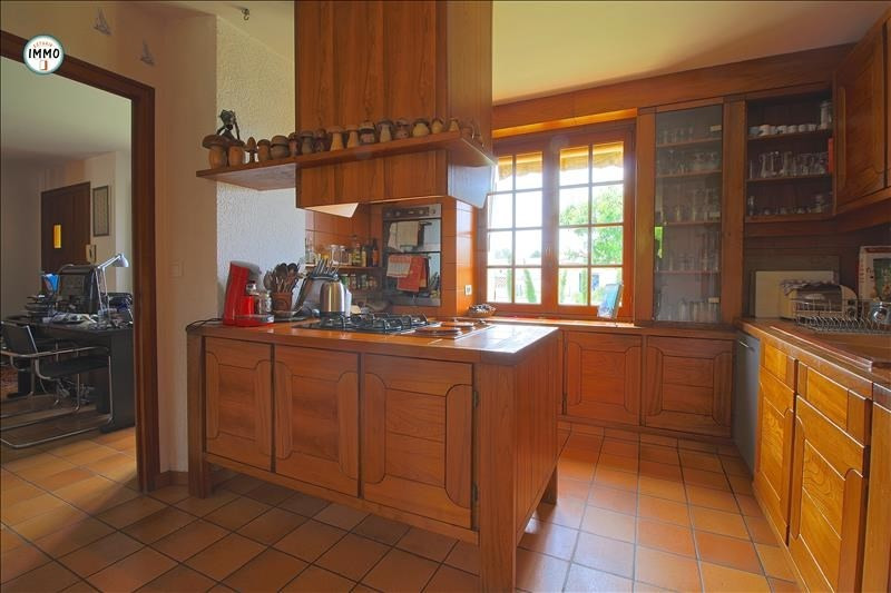 Vente maison / villa Mortagne sur gironde 320 000€ - Photo 4