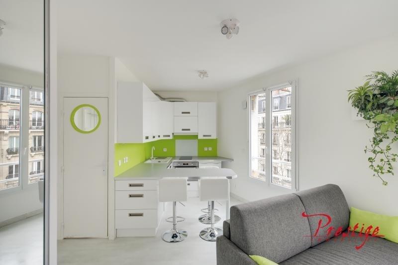 Sale apartment Paris 18ème 225000€ - Picture 3