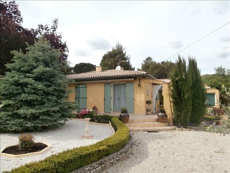Vente maison / villa Pierrevert 344000€ - Photo 1