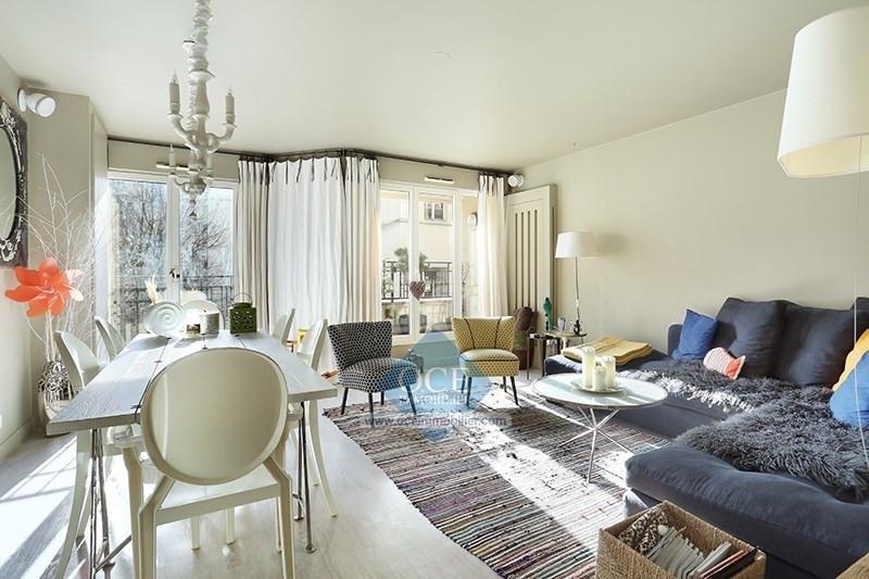 Deluxe sale apartment Paris 11ème 880000€ - Picture 2