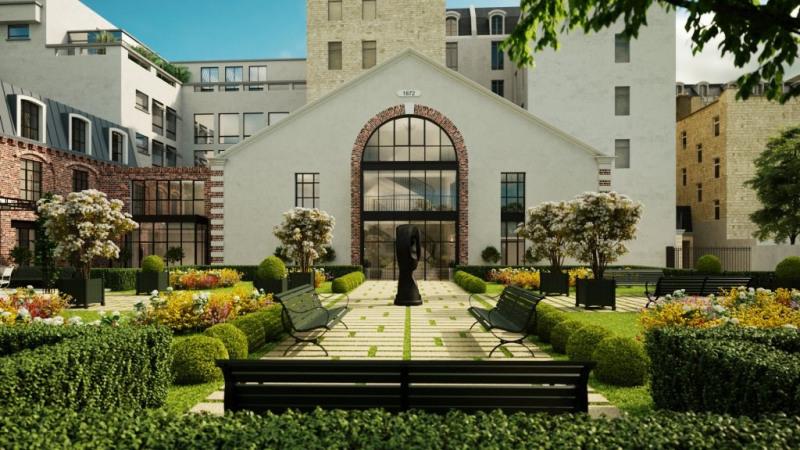 Vente de prestige hôtel particulier Paris 7ème 39900000€ - Photo 2