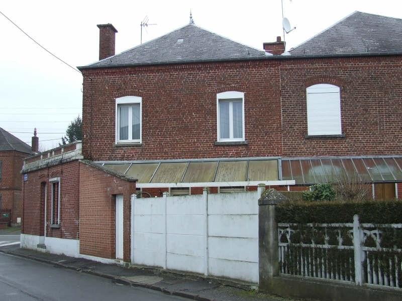 Sale house / villa Avesnes sur helpe 107900€ - Picture 10