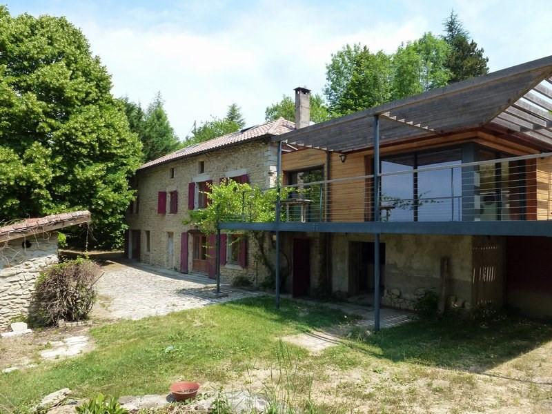 Vente de prestige maison / villa Chateauneuf de galaure 590000€ - Photo 11