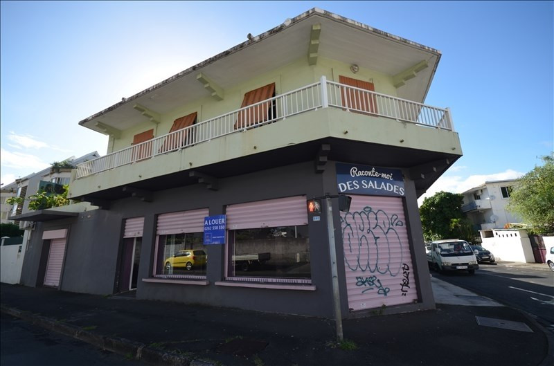 Location local commercial St denis 1 500€ HT/HC - Photo 1