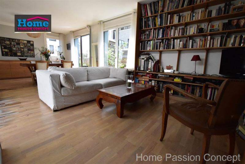 Sale apartment Nanterre 549000€ - Picture 3