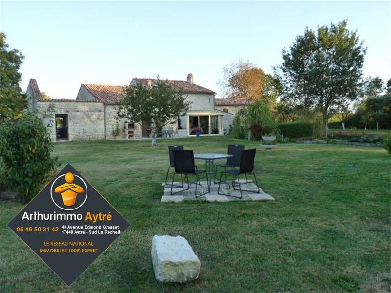 Sale house / villa Surgeres 350000€ - Picture 1