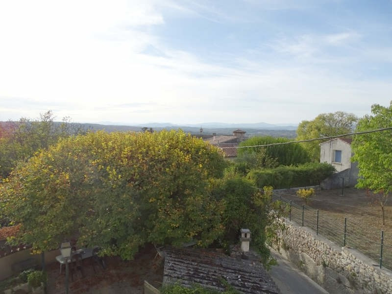 Vendita casa Lussan 180000€ - Fotografia 14