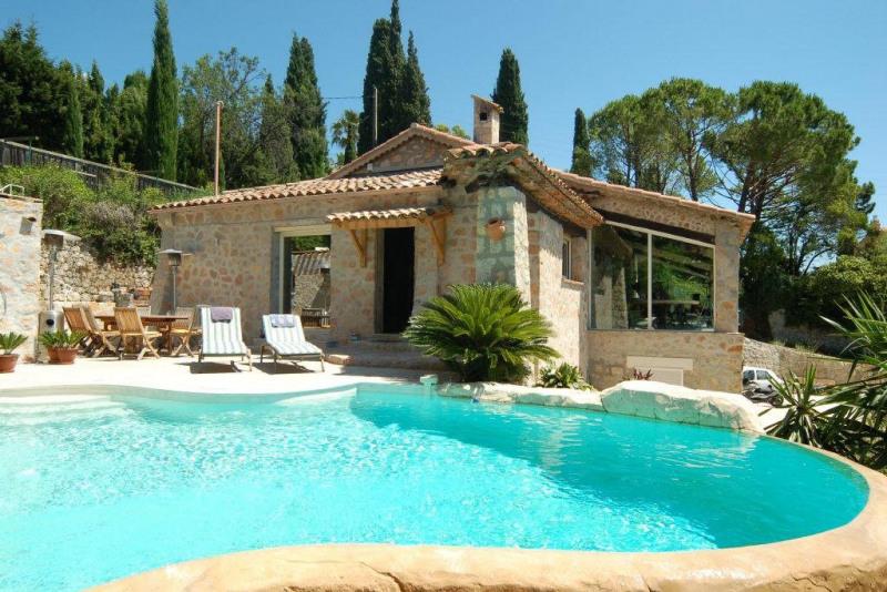 Verkauf von luxusobjekt haus Mougins 2380000€ - Fotografie 2