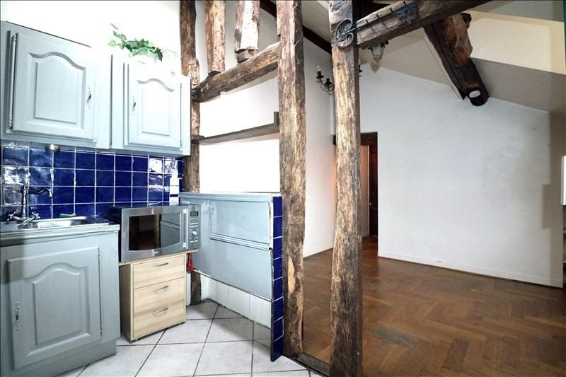 Sale apartment Versailles 214000€ - Picture 3