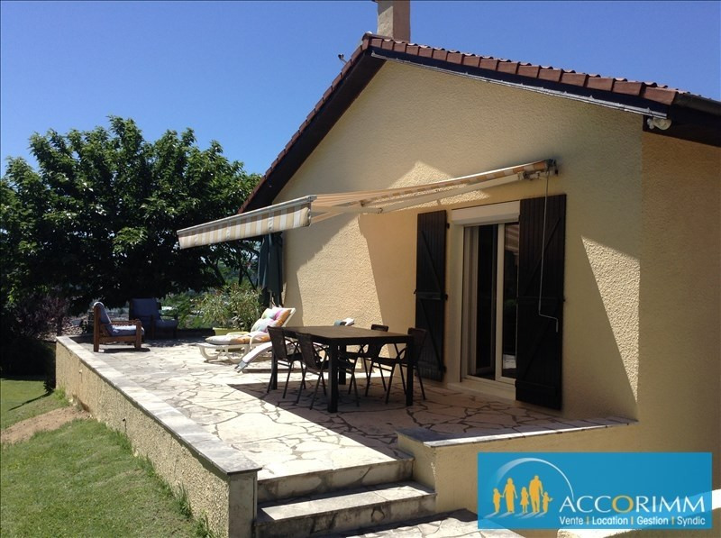 Vente maison / villa Chasse sur rhone 372000€ - Photo 1