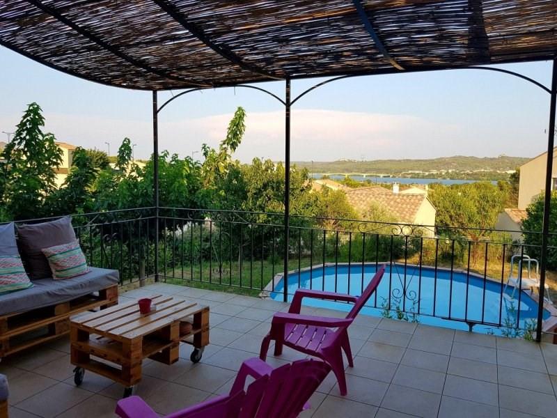 Sale house / villa Aramon 295000€ - Picture 1