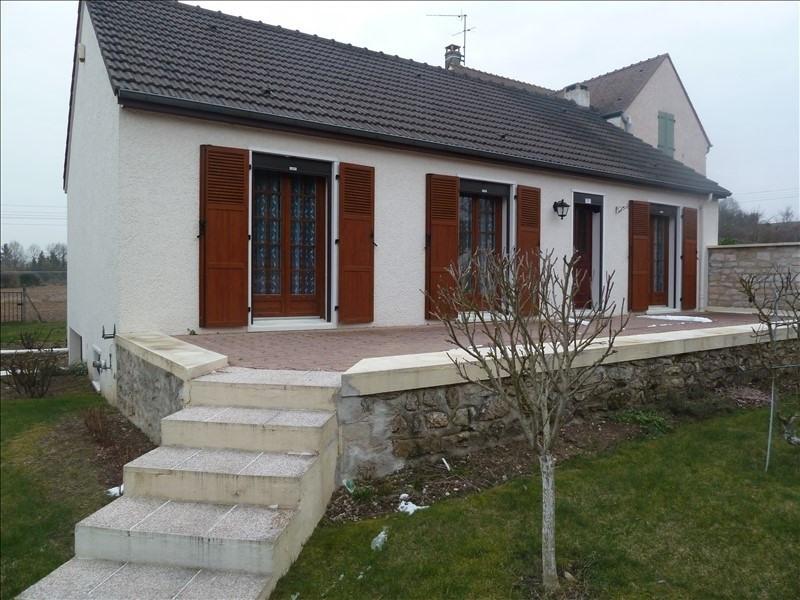 Vente maison / villa Maurecourt 369200€ - Photo 1