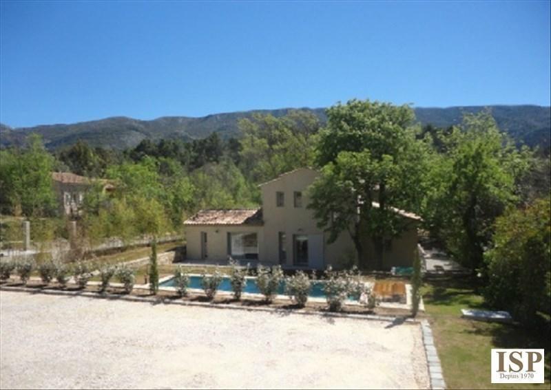 Deluxe sale house / villa Aix en provence 740000€ - Picture 2