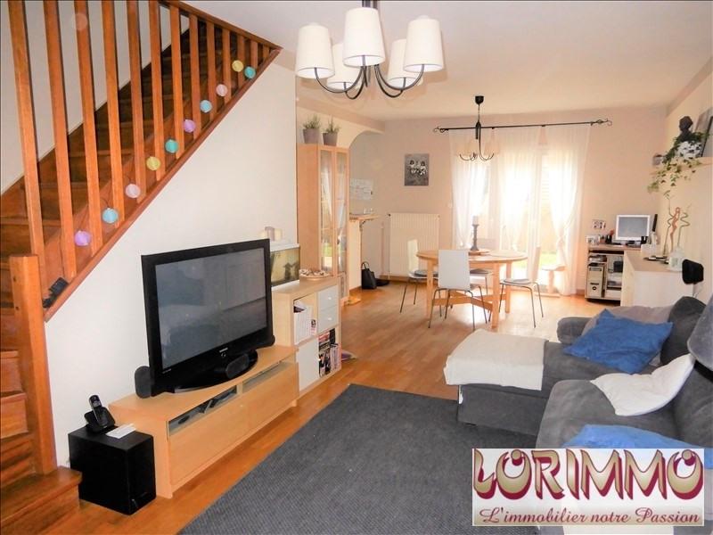 Sale house / villa Mennecy 272000€ - Picture 3