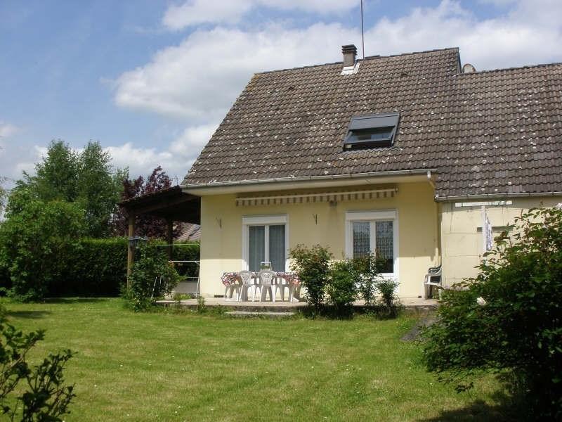 Vente maison / villa Longueil annel 167000€ - Photo 1
