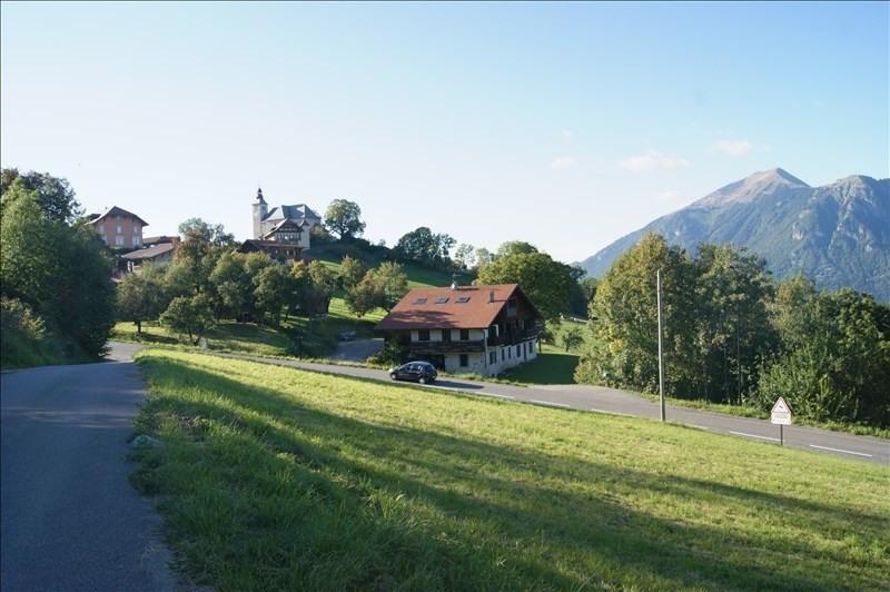 Vente terrain Mont saxonnex 155000€ - Photo 3