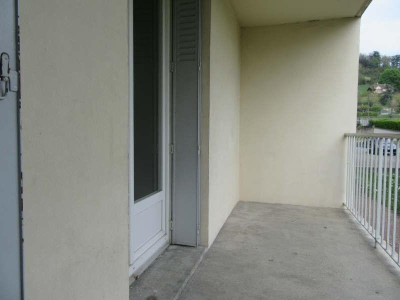 Venta  apartamento Vienne 117000€ - Fotografía 4