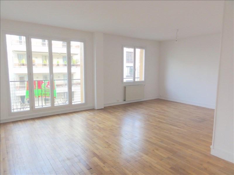 Rental apartment Courbevoie 1600€ CC - Picture 1