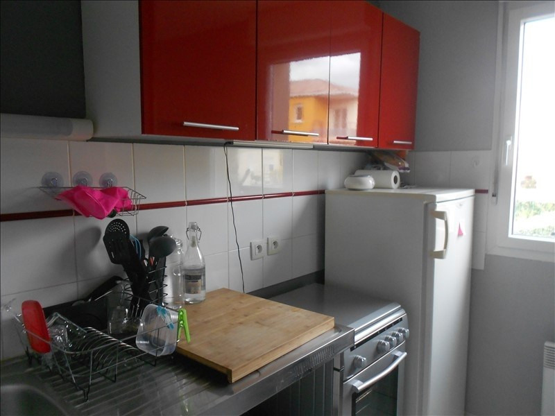 Investment property apartment St lys 85500€ - Picture 2
