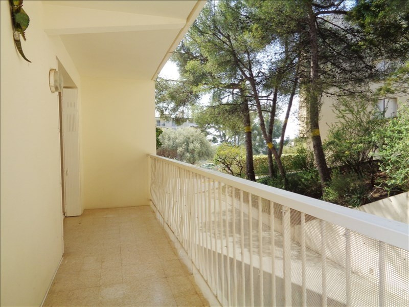 Rental apartment Toulon 510€ CC - Picture 1