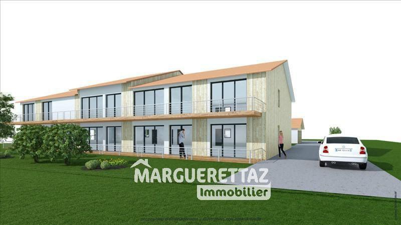 Vente appartement Reignier 190000€ - Photo 2