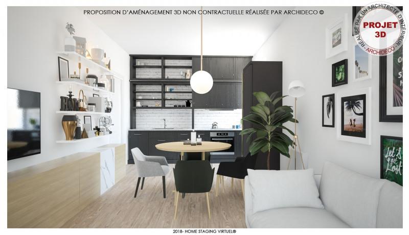 Sale house / villa Bédarrides 79000€ - Picture 3