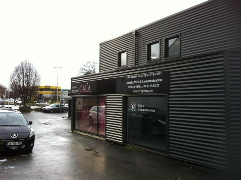Vente Local commercial Vannes 0