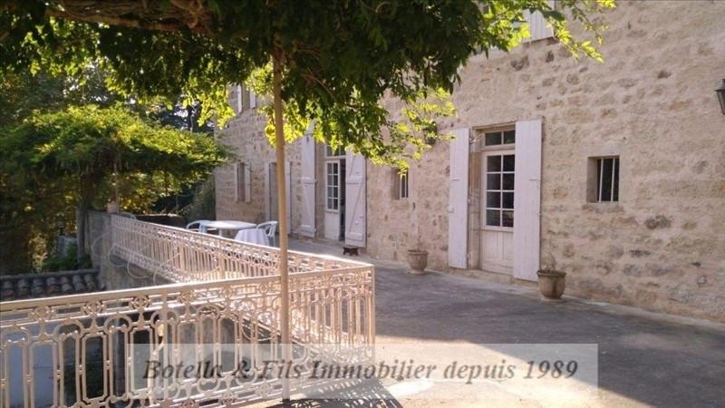 Venta de prestigio  casa Aubenas 698000€ - Fotografía 5