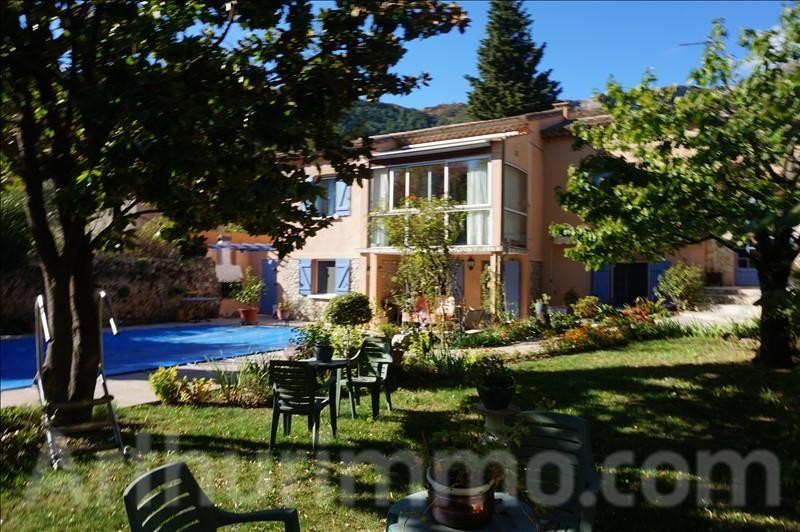 Vente maison / villa St etienne de gourgas 280000€ - Photo 1
