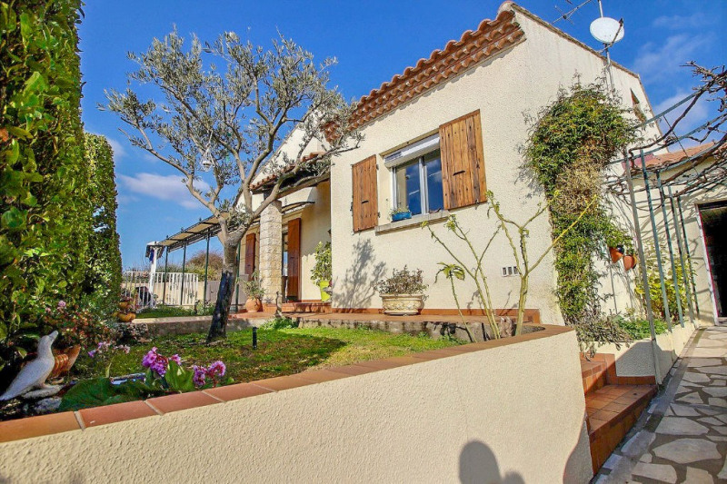 Vente maison / villa Bouillargues 316000€ - Photo 1