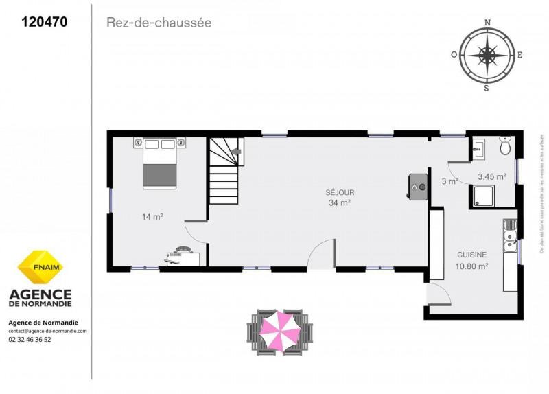 Vente maison / villa Montreuil-l'argille 120000€ - Photo 7