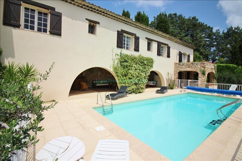 Vente de prestige maison / villa Peymeinade 850000€ - Photo 2