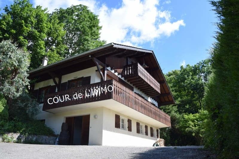 Vente maison / villa Mornex 430000€ - Photo 1