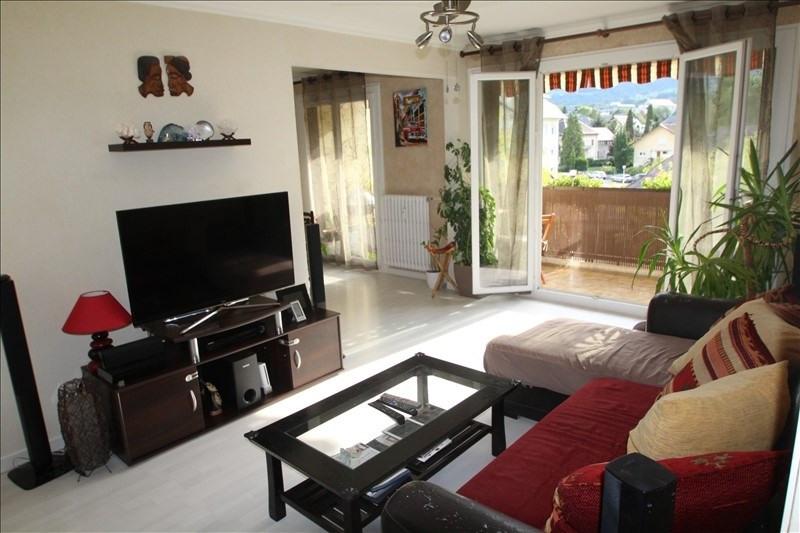 Sale apartment La motte servolex 189300€ - Picture 1