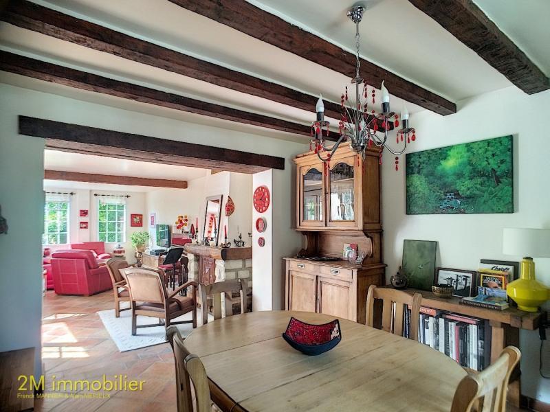 Vente maison / villa Dammarie les lys 364000€ - Photo 2