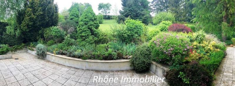 Vente maison / villa Saint chef 350000€ - Photo 6