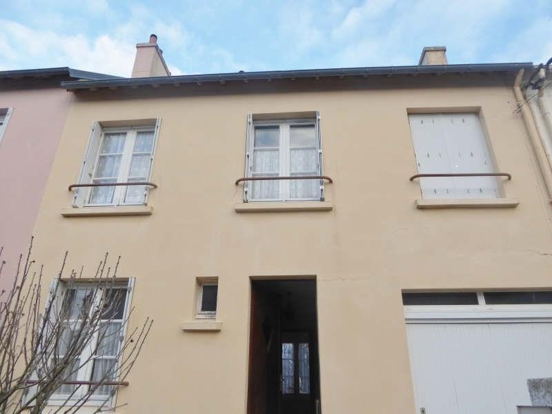 Vente maison / villa Douarnenez 76300€ - Photo 1