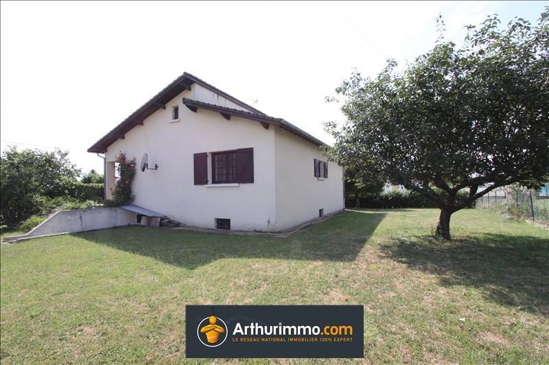 Sale house / villa Morestel 240000€ - Picture 7