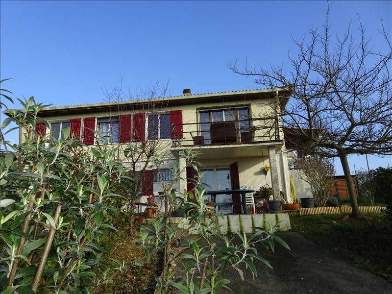 Sale house / villa Daux 299250€ - Picture 1