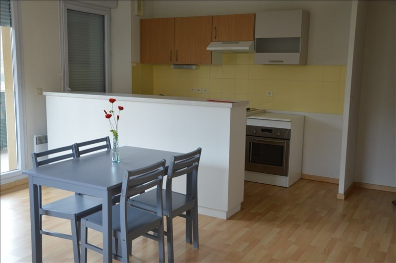 Rental apartment Figeac 530€ CC - Picture 1