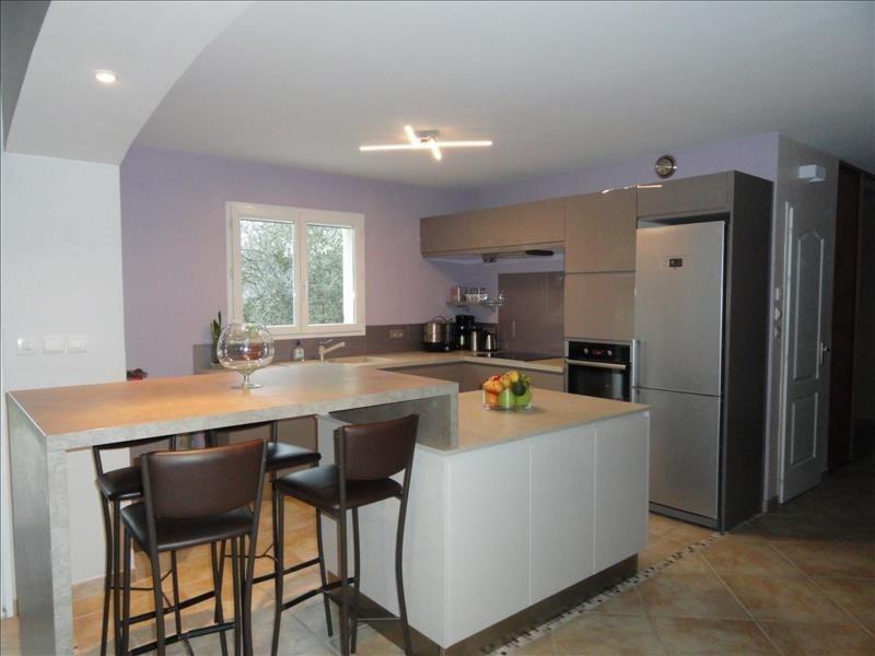 Sale house / villa St clair du rhone 370000€ - Picture 7