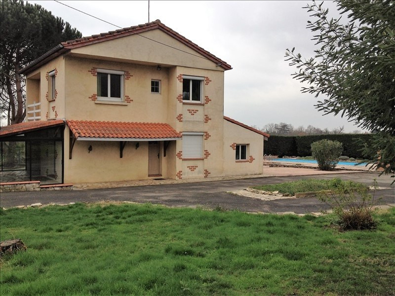 Vente maison / villa Grisolles 233 200€ - Photo 1