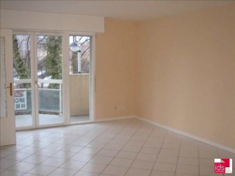 Locação apartamento Chambery 855€ CC - Fotografia 1