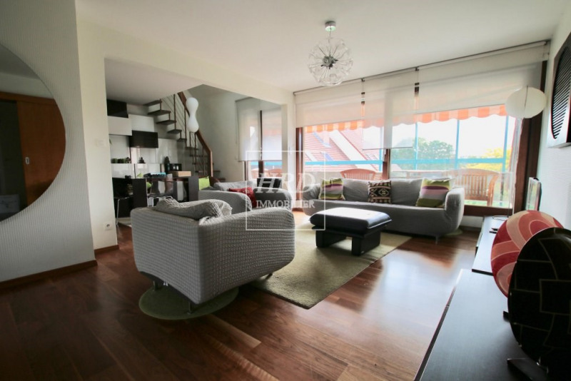 Vente appartement Strasbourg 367500€ - Photo 4