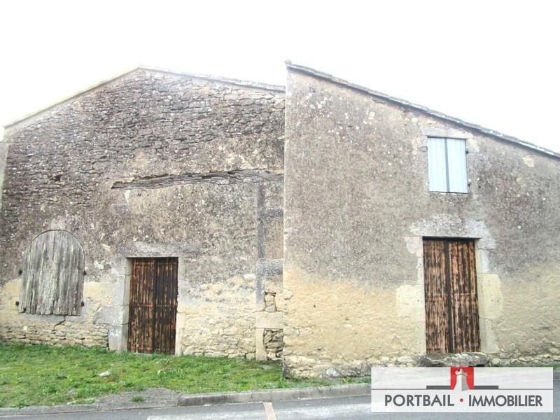 Sale house / villa Blaye 44000€ - Picture 1