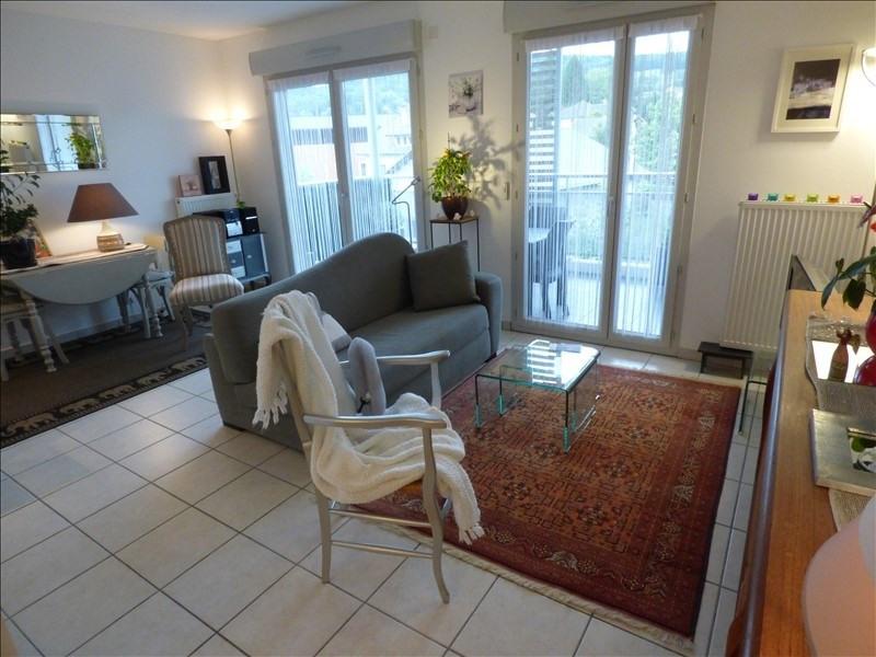 Vendita appartamento Albens 249500€ - Fotografia 1